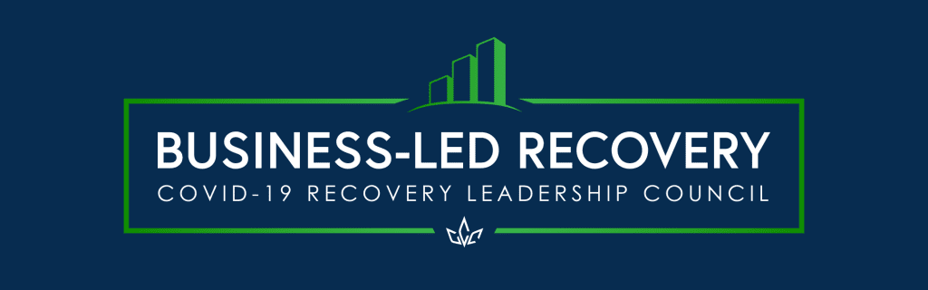 Get Ready business led recovery leadership council